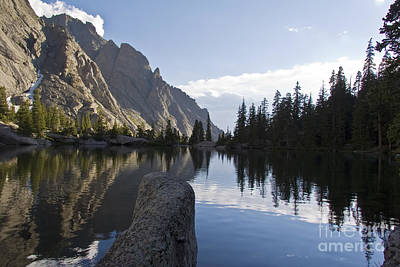Willow Lake Whispering Art Print by Scotts Scapes