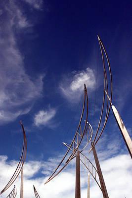 Wind Bows Art Print by Robert  Stephenson