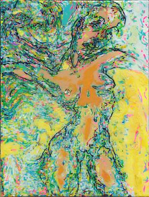 Wind Dancer Art Print by Allen Vandever