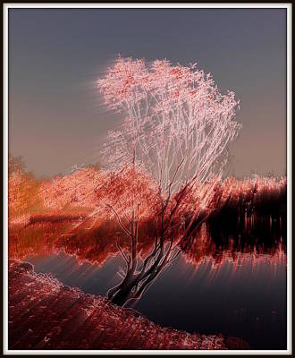 Art Print featuring the photograph Wind by Irina Hays