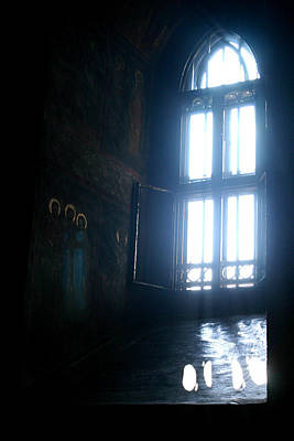 Photograph - Window At Slatina Monastery by Emanuel Tanjala