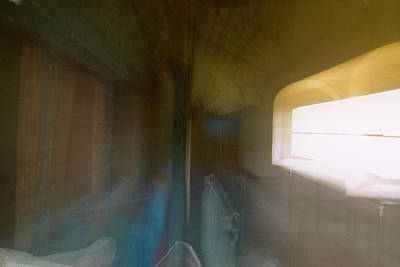 Photograph - Window Blur by Cliff Norton