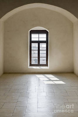 Ancient Apartments Photograph - Window In An Old Ottoman Style Building by Noam Armonn