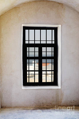 Ancient Apartments Photograph - Window In An Old Ottoman-styled Building by Noam Armonn