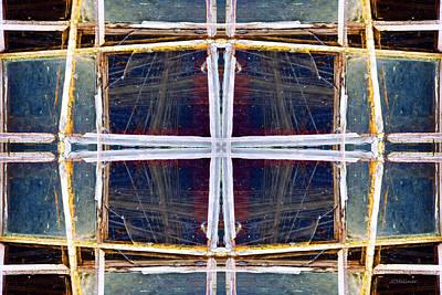 Window Into Space Art Print by Joe Halinar