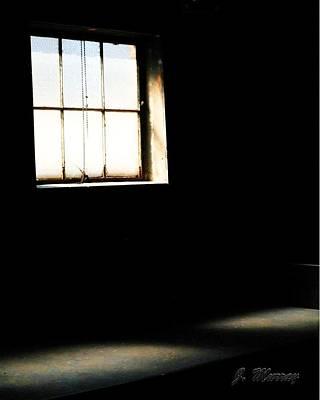 Photograph - Window by Jessica J Murray