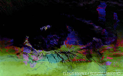Digital Art - Window Of The Soul - Desire by Eleigh Koonce