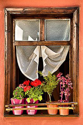 Photograph - Window by Okan YILMAZ