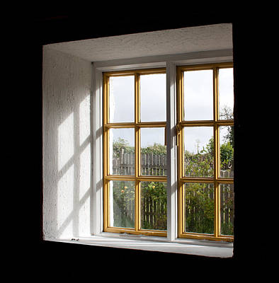 Window  Print by Semmick Photo