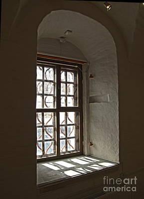 Window Sobor Art Print by Yury Bashkin
