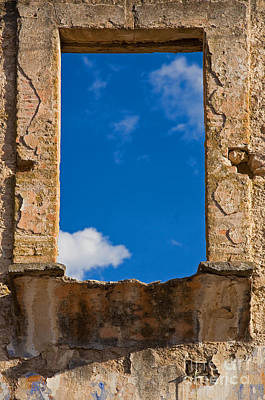 Art Print featuring the photograph Window To The Soul - Mexico by Craig Lovell