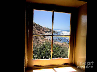 San Diego Photograph - Window View 2 by RJ Aguilar
