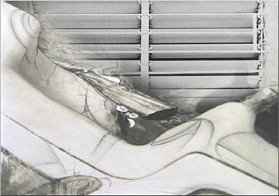Photograph - Windowcomp 1980 by Glenn Bautista