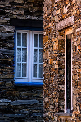 Photograph - Windows by Edgar Laureano