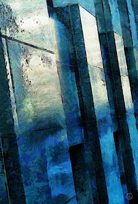 Windows Art Print by Gun Legler