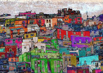 Art Print featuring the photograph Windows by Irina Hays