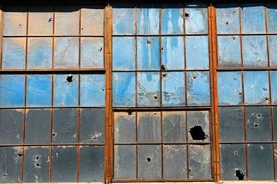 Photograph - Windows by Jessica J Murray