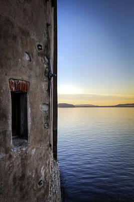 Lago Maggiore Photograph - Windows Of A Monastery by Joana Kruse
