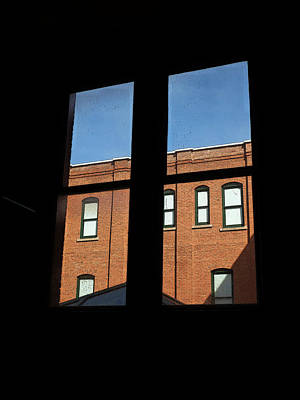 Photograph - windows of Grace by Tim Nyberg