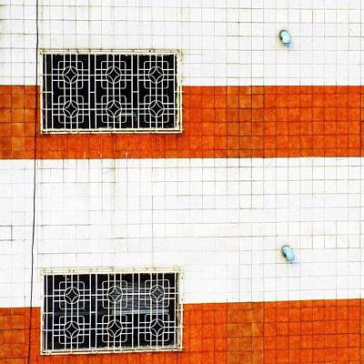 Design Photograph - Windows Of Opportunity #windows #two by A Rey