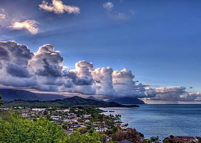 Photograph - Windward Clouds by Dan McManus