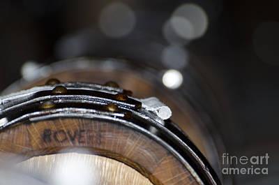 Wine Barrel Photograph - Wine Barrels In Oak by Mats Silvan