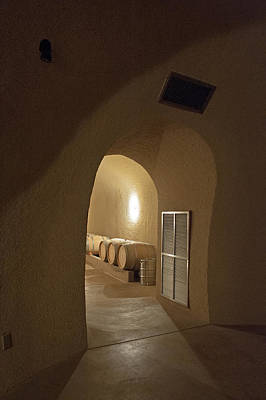 Photograph - Wine Cave-2 by Gary Rose