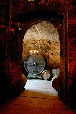 Wine Cellar Original by John Galbo