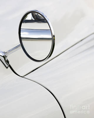 Wing Mirror Photograph - Wing It by Chris Dutton