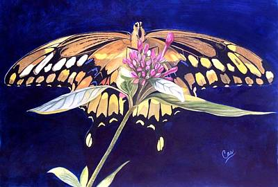 Painting - Wings by Karen Casciani