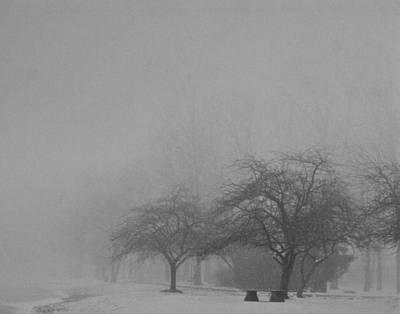 Ridgewood Photograph - Winter For by Mario Michele Fazio