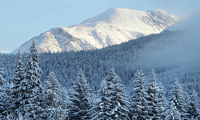 Kitchen Collection - Winter in Whistler by Pierre Leclerc Photography
