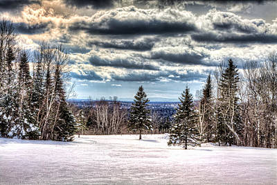 Winter Time Art Print by Gary Smith