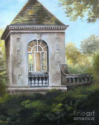 Painting - Winterthur by Patricia Lang
