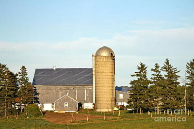 Photograph - Wisconsin Farm 2 by Pamela Walrath