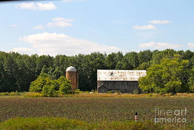 Photograph - Wisconsin Scene 3 by Pamela Walrath