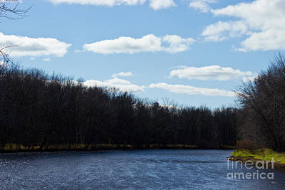 Photograph - Wisconsin's Peshtigo River by Ms Judi