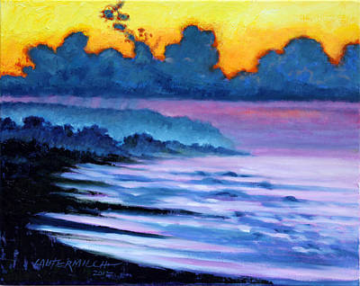 Painting - Wishing You Were Here by John Lautermilch