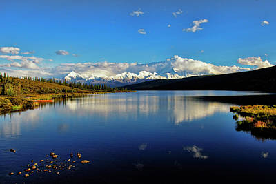 Photograph - Wonder Lake II by Rick Berk