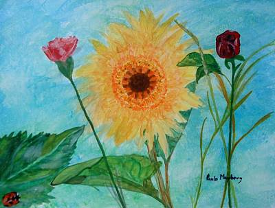 Painting - Wonder Of Nature by Paula Maybery