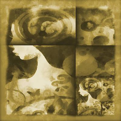 Digital Art - Wondering 3 by Angelina Tamez