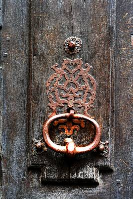 Photograph - Wood Knocker by Greg Sharpe