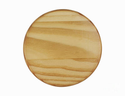 Wood Grain Photograph - Wood Sign by Blink Images