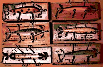 Photograph - Wooden Killers by George Pedro