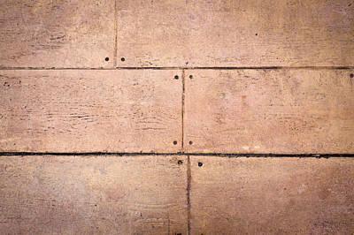 Carpenter Wall Art - Photograph - Wooden Panels by Tom Gowanlock