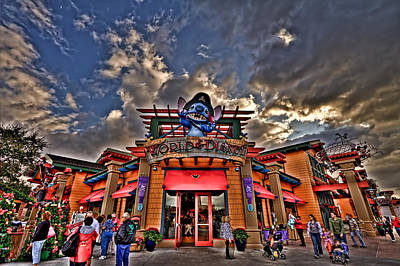 World Of Disney Hdr Original by Jason Blalock