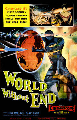 Jbp10ma14 Photograph - World Without End, Lisa Montell Top by Everett