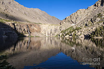 Willow Lake Photograph - Worshiping Willow Falls by Scotts Scapes
