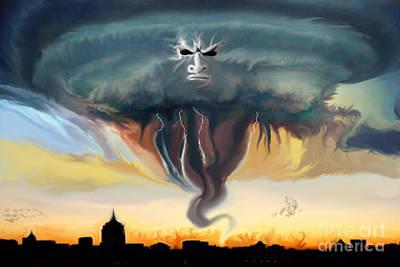 Wrath Original by Johnee Fullerton