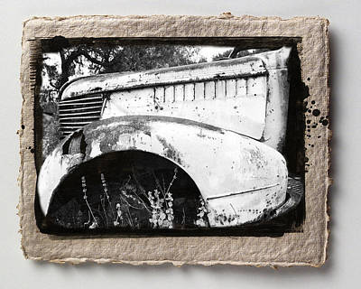 Wreck 2 Art Print by Mauro Celotti